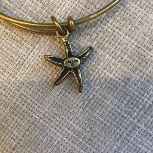 Alex and Ani Jewelry - Alex and Ani Starfish Bracelet